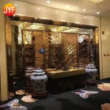 JYF0055 Laser Cut Decorative Metal Privacy Screens Panels Brisbane Chinese Home Decoration Room Partition Designs Room Divider Boards