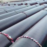 Steel Pipe Price Shotcrete / Drainage Ss Pipe