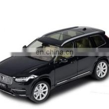 Car model for volvo XC90 2012 2016 with display and collection