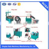 Energy saving! Waste/Old Truck Tire Recycling Machine/rubber powder production line/used rubber recyling production line