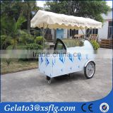 food cart ice cream push carts for sale