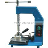Hot temperature-control timing tire vulcanizer machine