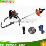 Best selling and high quality height Adjustable Handles GX35 Gasoline Engine Brush Cutter / Grass Trimmer Machine With CE