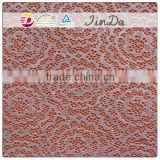 Most popular new trend Korea lace fabric with top quality