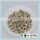 mixed pet food cod fish and seaweed particle for pet snack