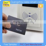 Customized printing RFID smart membership vip card, gift card, hotel key card for access control