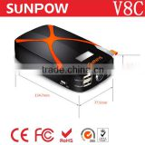 Sunpow V8C 8800mAh Double Usb Electronic Power Booster