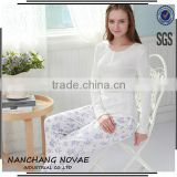 Fashion Design Cotton Ladies Pyjamas