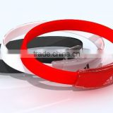 cheap silicone ion power sport hand bracelet wristband rubber bracelet                                                                         Quality Choice