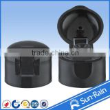 wholesale cap brand name sun-rain plastic 24/410 flip top bottle cap