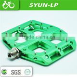 hot sell CNC platform replacement pins bicycle foot rest bicycle pedal for bike without pedal