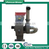 Rice Mill Machine With Cyclone Separator Feed Hammer Mill Mixer Small Stainless Steel Hammer Mill