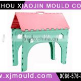 Plastic Injection collapsible baby Table Mould
