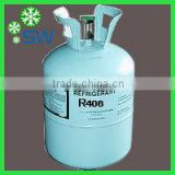 Auto ac r406a gas refrigerant with good quality and best price from experienced mufacturer
