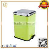 household items iron garbage collection container for sale