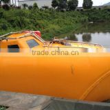 Hot sale marine orange totally enclosed lifeboat