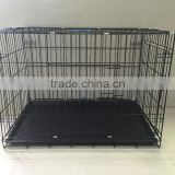 2016 higt quality wholesale cheap stainless steel pet dog crate cages