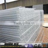 anping galvanized and pvc coated coated 868/565 Double wire mesh fence panel (Professional ,Since 1989 )