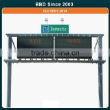 Factory direct wholesale Eco-friendly portable professional panel led electronic billboard