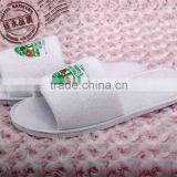 Eco-friendly beauty custom disposable hotel slippers                                                                         Quality Choice