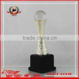 High quality with custom design resin football trophy