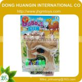 2014 hot sale camel bubble set / toy water gun game