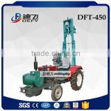 DFT-450 tractor well drilling equipment portable for water