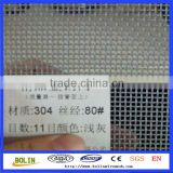 ss 316 polyester coated security mesh