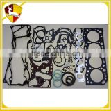 High performance full gasket kit, (metal)diesel engine gasket kit for TOYOTA 3LT 2.8L LANDCRUISER