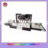 Luxury Glass Watch Display Case /Wooden Watch Display Pillow /Wtach Display Box Wholesale