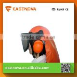 Eastnova SHA-002 rescue fireproof safety welding helmets earmuff