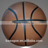 No. 7 PRO quality sweat - absorbing PU laminated basketballs