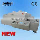 t960 furnace smd soldering machine/infrared reflow oven/IR hot air/bench top reflow oven, iR station soudur t960/taian puhui