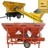 2016 New Technology Mobile Small Concrete Batching Plant                                                                         Quality Choice