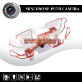 Hot new products for 2016 rc toys & hobbies nano quadcopter 2.4G plastic mini drone camera