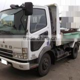 USED TRUCKS - MITSUBISHI FUSO FIGHTER DUMP TRUCK (RHD 820099 DIESEL)