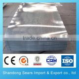 26 gauge galvanized steel sheet/4x8 galvanized corrugated steel sheet/1mm thick galvanized steel sheet from china manufacture