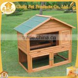 Outdoor Rabbit Farming In India 2 Story Rabbit Comfortable House Pet Cages,Carriers & Houses
