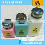 antistatic Plastic bottle for liquid packing