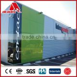 decoration screen material aluminium composite panel