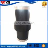 4 inch dielectric pipe insulation block joint for gas oil water pipeline