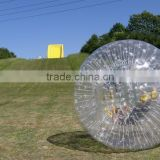 2016 human hamster ball,Cheap price grass zorbing ball, durable Inflatable Zorb Ball for sale