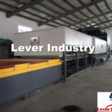 Flat & Bending Glass Tempering Furnace with horizontal rollers
