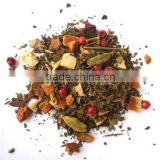 Darjeeling Organic Tulsi Orange & Ginger Herbal Tea - Directly From Darjeeling