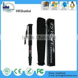 most popular product fast delivery monopod hiking pole / monopod camera pole oem accept