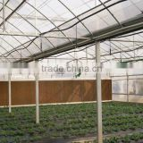 Greenhouse used vegetable or flower planting evaporative 7090 cooling pad with Aluminum/Zinc coat/Plastic frame
