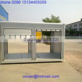 refrigerated truck bodyTruck fiberglass truck box body/frp ckd refrigerated truck body panels