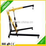 2 TON HYDRAULIC ENGINE CRANE WITH WHEELS