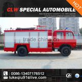 china brand new hot selling dongfeng fire-extinguishing water tanker for sales