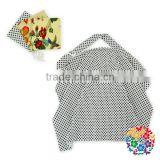 high quality maternity suitable wear,100% Cotton Material and any size Size breast feeding nursing cover